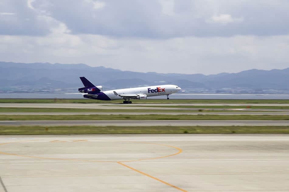 FedEx Blames US Government Over Difficult Exports To China