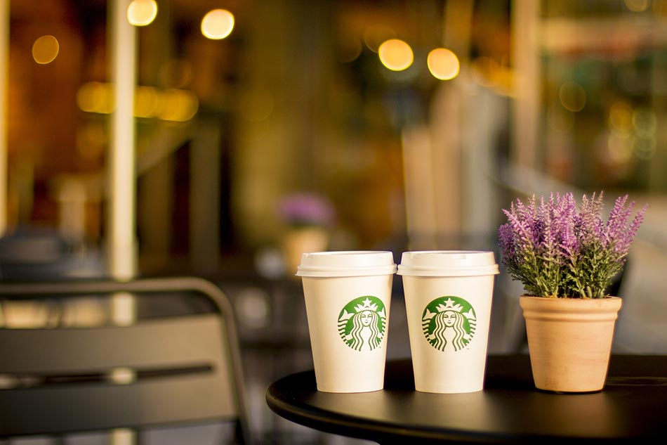 Dealer Notices A Bounce Ahead Of Starbucks Earnings