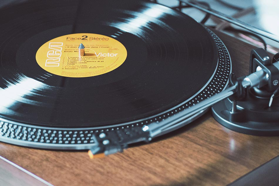 The Rise of Vinyl (Again)