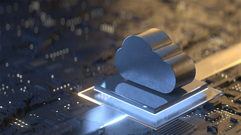 "The Breakout Stock Set to Lead The New ""Cloud Economy"""