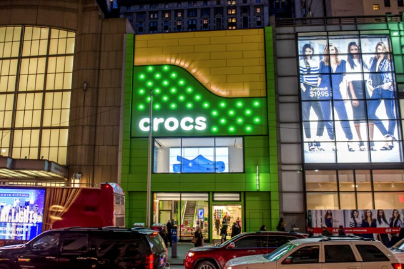 Step in the Right Direction: Crocs to See Up to 50% Growth in 2021