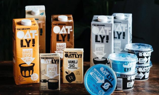 Oatly debuts IPO at $17 a share