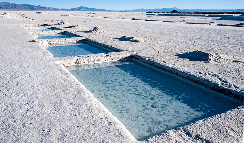 Red Hot Battery Market Desperate for Lithium