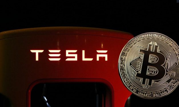 Tesla exceeds Wall Street target, gets boosts from bitcoin and environmental credits