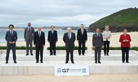 G7 Meeting Marks the Return of Face-to-Face Diplomacy