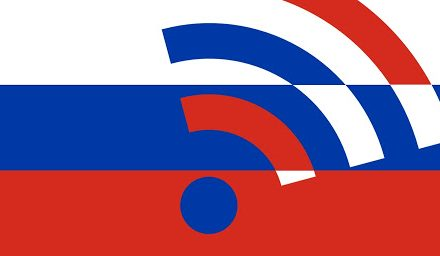 Russia Cracks Down on Social Media