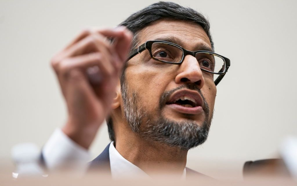 Google Is In Trouble, and Leadership May Be At Fault
