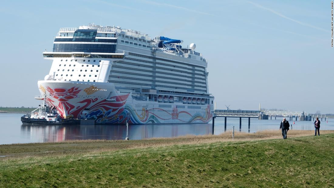 Norwegian Cruise Line Holdings Takes Florida to Court