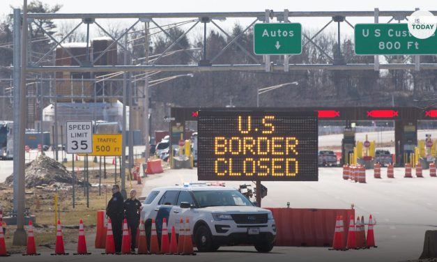 US travel curbs with Canada and Mexico extended through August 21