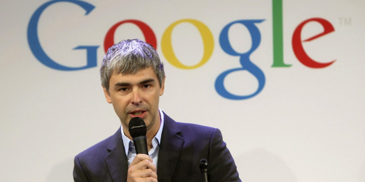 Larry Page Rides the Pandemic Out in Fiji While Google Faces Antitrust Suit