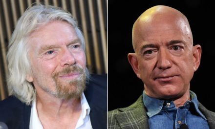 """Billionaires kick off """"a new space age""""- for rich people"""