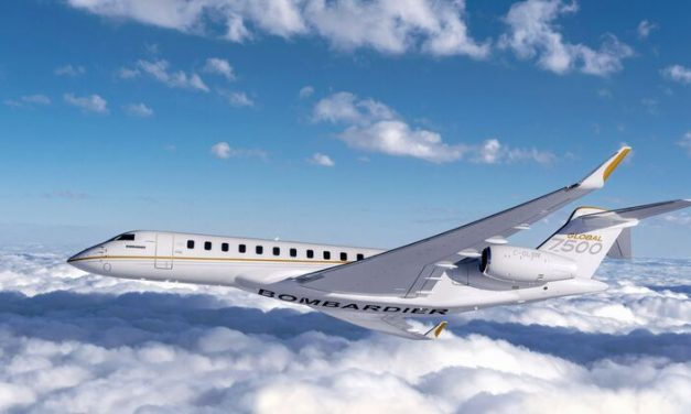 Restructuring Pays Off as Bombardier's Stock Price Soars
