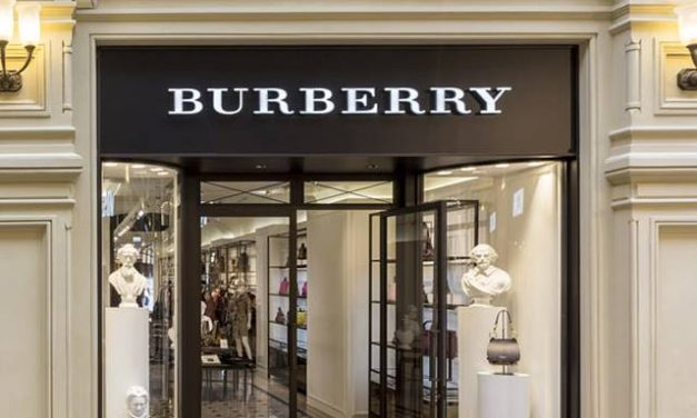 Burberry shares plummet after CEO resigns to join competitor