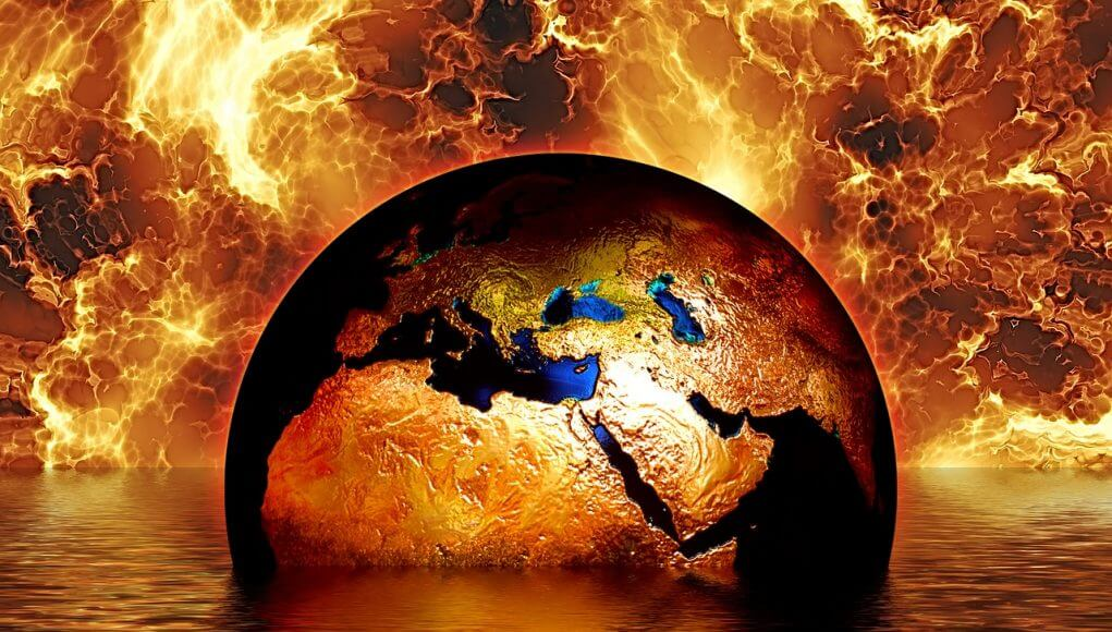 """UN-IPCC: Earth on """"Code Red"""""""