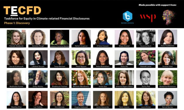 Women Take the Lead When it Comes to Equity and Climate Change
